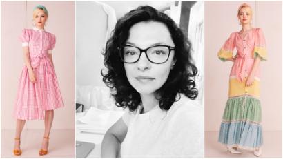 [Designeri români]Ludmila Corlateanu: Moda este un domeniu considerat de risc. Riscul vine de la faptul ca trebuie sa fii mereu relevant si actual