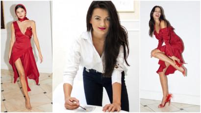 [Designeri români] Alina Cernatescu: Pandemia a cernut deja o parte din business-urile de moda