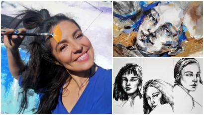[Creația și noul normal] Cristina Joia:Piedicile pot sa-i oblige pe artisti sa-si adapteze limbajul