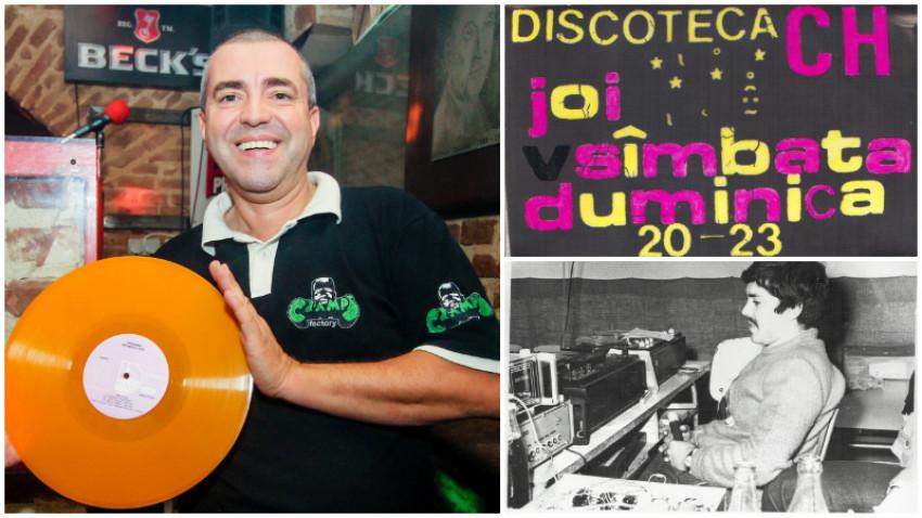 Sorin Lupașcu, DJ-ul discotecilor: La momentul ăla puteai să pui orice, la început de 1980. Au fost episoade de constrângere, dar nu atunci