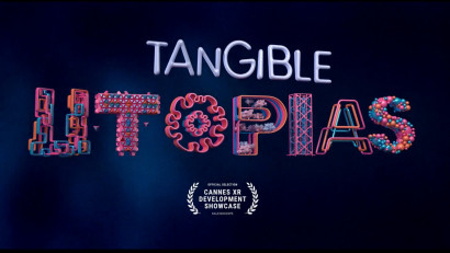 Tangible Utopias, singurul proiect VR românesc selectat la CANNES XR 2020