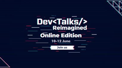 Pe 10-12 iunie se lansează cel mai complex eveniment IT virtual, DevTalks Reimagined.Ce surprize au pregătit companiile pentru participanți