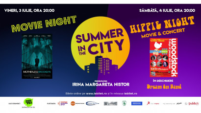 Publicis Events lansează platforma de evenimente outdoor SUMMER IN THE CITY