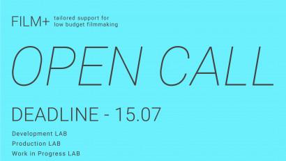 FILM + lansează apelul de proiecte pentru tinerii cineaști - ediția a V-a