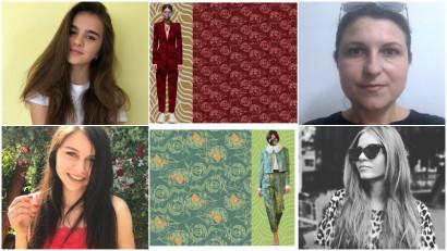 Textile Face. De la o tema de atelier la un mic business cu masti de protectie ale unui grup de studente designer