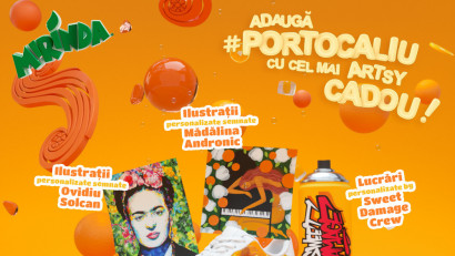 Mirinda Romania - Adauga #portocaliu lumii tale