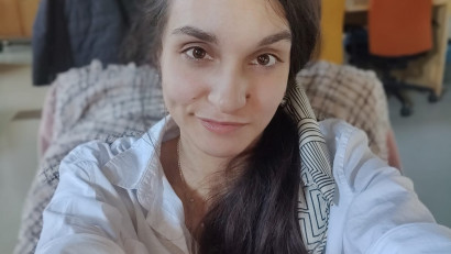 [Start in creatie] Ioana Constantinescu: Nu te forța să pari iconic, lasă publicul să decidă asta
