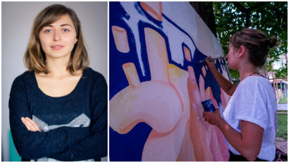 [Gif Art] Irina Mocanu: Gifurile reusesc sa spuna in cateva secunde o intreaga poveste