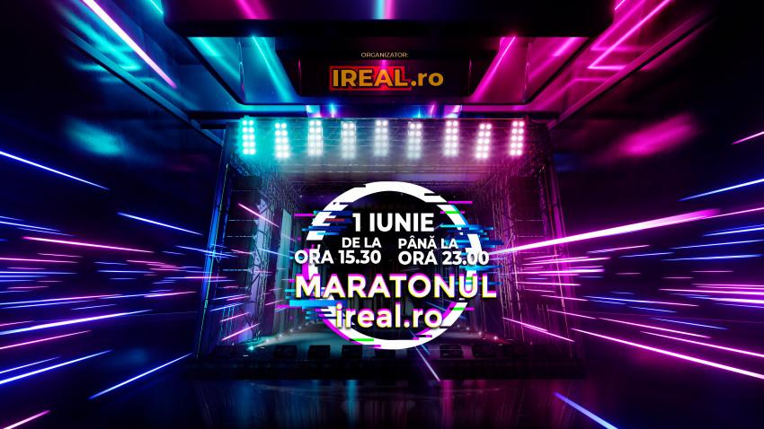 ireal.ro a rescris regulile entertainmentului, cu primul maraton virtual de show-uri și cu primul concert full Andra, în realitate mixtă