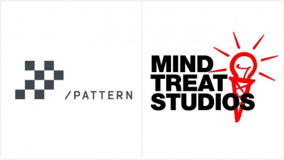 Pattern și Mind Treat Studios își unesc forțele combinând competențele vizuale și de strategie cu know-how-ul de implementare digitală