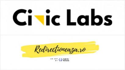 Două premii pentru proiectele Code for Romania la Gala CSR Awards ediția 8