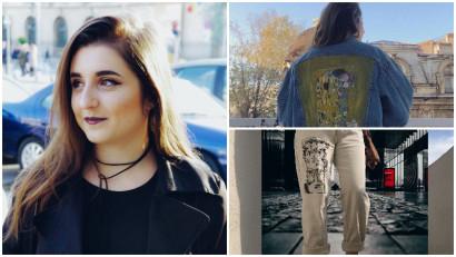 [Obsesii part-time] Georgiana Nitu: Sunt la început și nu voi face doar lucruri frumoase, dar așa arată parcursul în artă