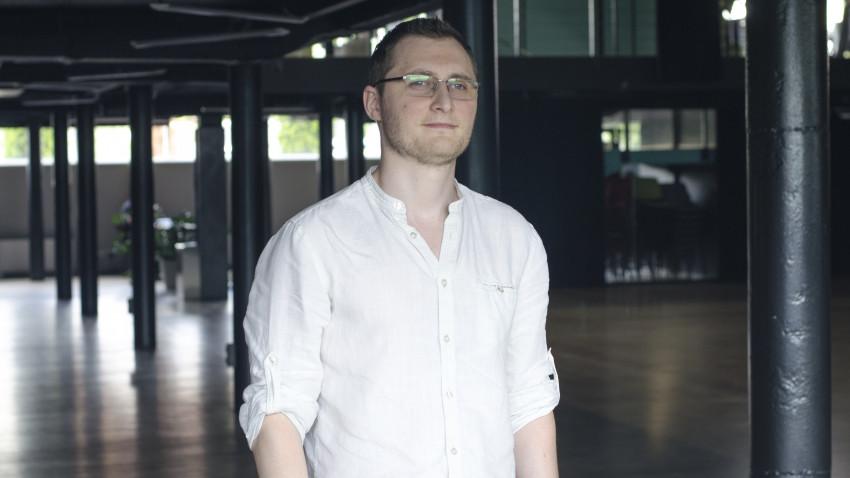 [fresh x design] Mihai Dolganiuc: Mereu se poartă simplitatea