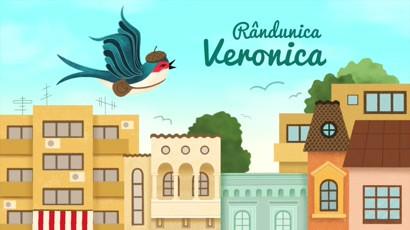 Saatchi & Saatchi + The Geeks - Audiofile de poveste. Randunica Veronica