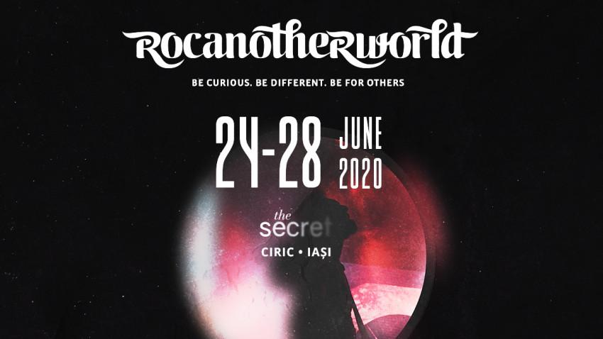 Astăzi începe a 5-a ediție Rocanotherworld