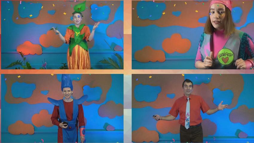 Copii români din 42 de ţări au sărbătorit Ziua Copilului la 1uniFEST