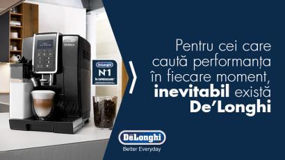 De'Longhi Romania - Inevitabil De'Longhi