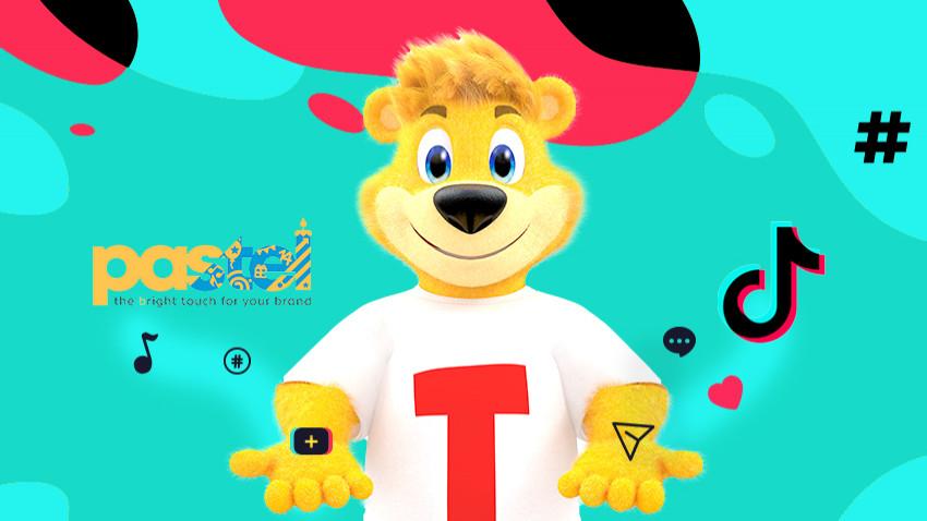 Tedi și pastel TEDIstrează pe TikTok