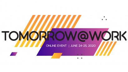 Tomorrow@Work se mută în online. Aflați cum va arăta viitorul forței de muncă în noul context de la experți de top