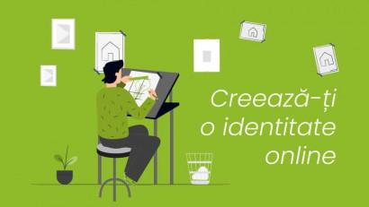 Craft Interactive - Creeaza-ti o identitate online