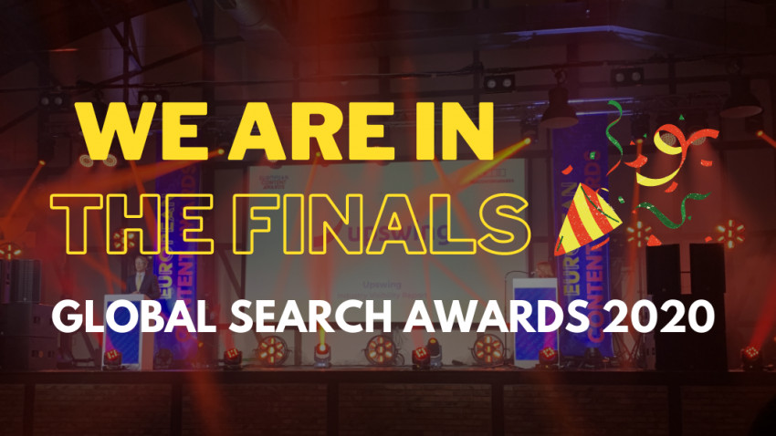Best Global Large SEO Agency - principii de business care au pus Upswing în top 8 agenții din lume, la Global Search Awards