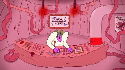 Buna ziua, transmitem din uterul femeilor