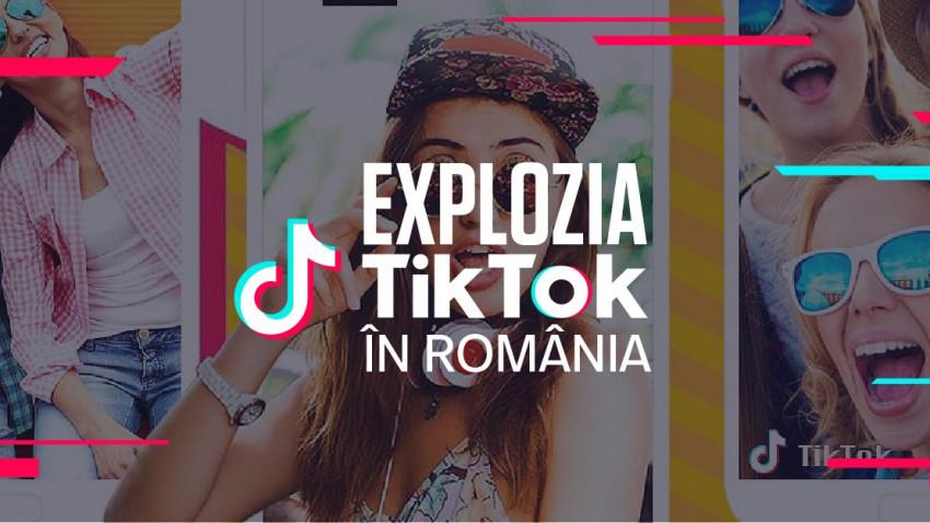 Totul despre TikTok: UPGRADE 100 Focus, eveniment exclusiv despre noua platformă social media + o emisiune dedicată, la Radio Guerrilla