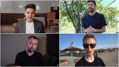 [România pe YouTube] Întrebări care nu ajută la nimic
