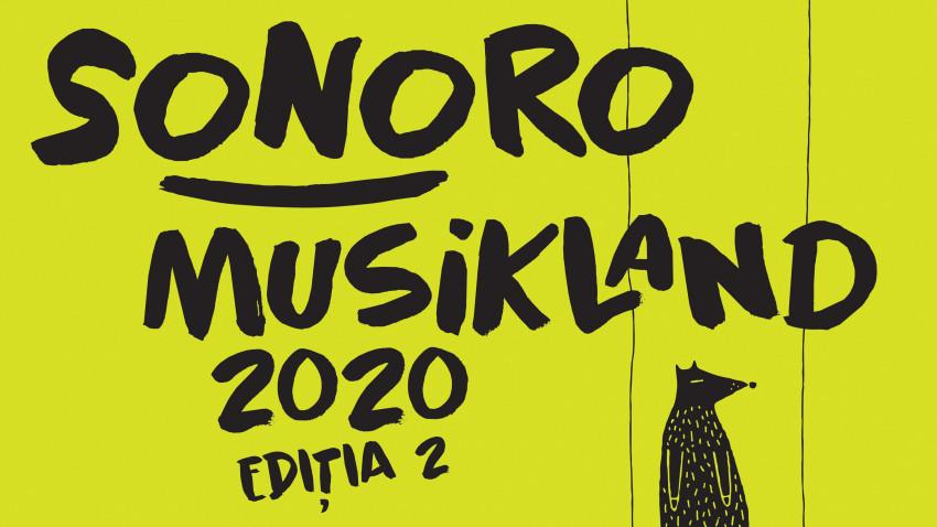 Festivalul SoNoRo Musikland la cea de-a II-a ediție