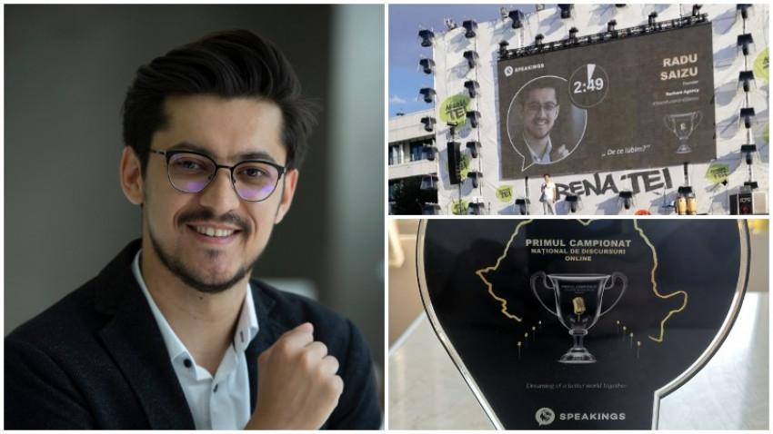 Radu Saizu: Cei care mai așteaptă acum să își revină offline-ul vor avea de pierdut