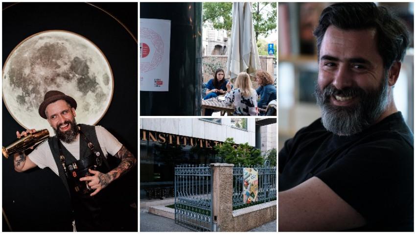 Cafeneaua din Cartierul Creativ și povestea unei lansări în pandemie