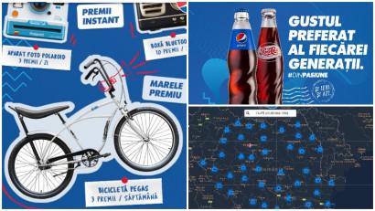 [Retro Vibes] Surprize de vară de la Pepsi, oriunde te-ai distra prin țară