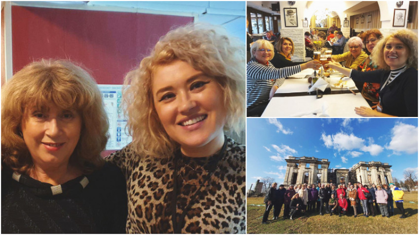 O comunitate de lifestyle pentru persoanele de peste 50 de ani