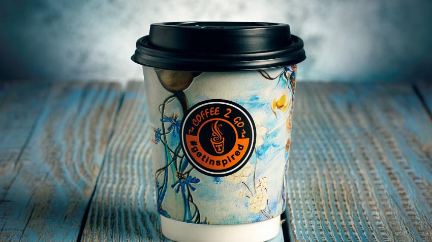 """Lanțul de cafenele """"Coffee 2 Go"""" lansează campania #EspressoRomânesc"""
