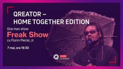 Qreator - Home Together Edition (Freak Show)