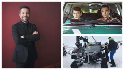 """Daniel Sandu: De fiecare dată când spun """"acțiune"""", îmi imaginez că mă așez în scaunul spectatorului"""