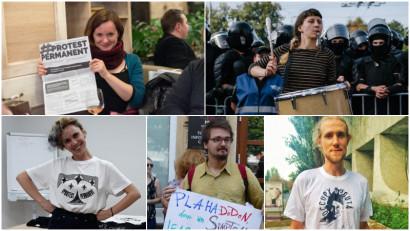 """Occupy Guguță, un laborator de proteste progresist & imprevizibil. """"Protestul nu înseamnă obligatoriu strigat în megafon în faţa guvernului"""""""