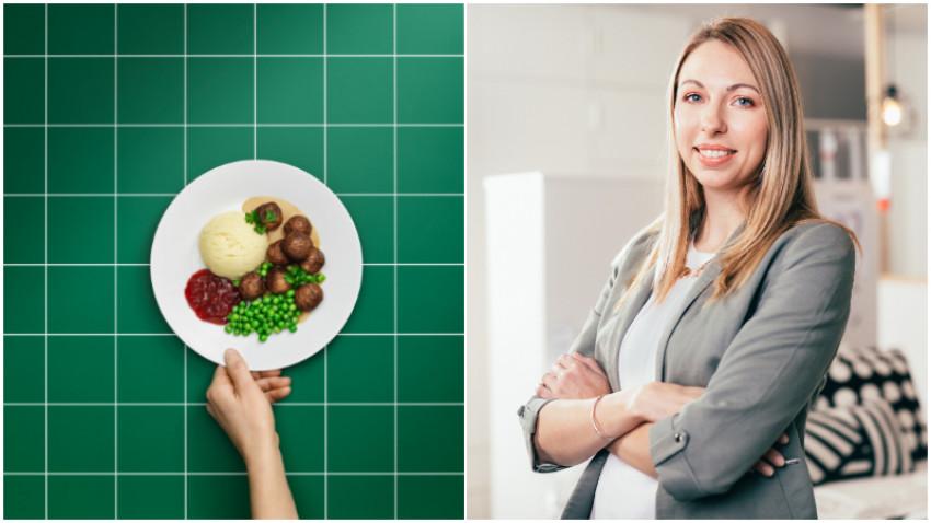 IKEA lansează chifteluțele vegetale, o alternativă sustenabilă pentru iubitorii de carne