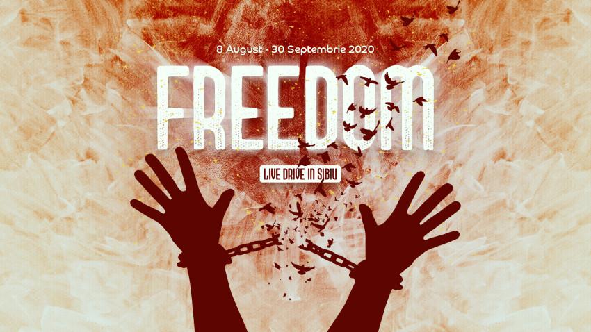 Freedom, un nou concept de evenimente drive-in, va avea loc între 8 august și 30 septembrie, la Sibiu