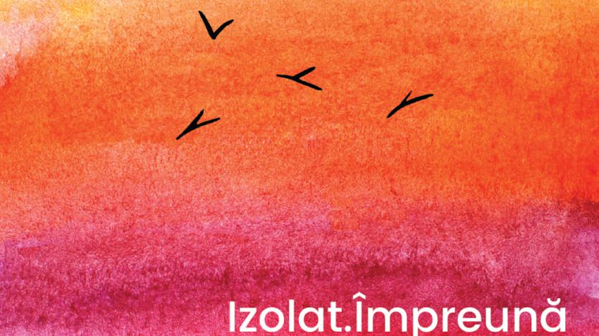 Izolat.Împreună – Expoziția cu imagini de Mihnea Ratte pe cuvinte de Ana Mănescu, între 10 – 12 iulie în București