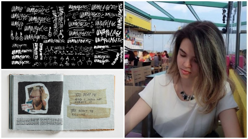 Andreea Tocilescu, în selecția D&AD: Ador să mă gandesc la branduri ca la o persoană, pentru a putea lucra cât mai ușor cu ele