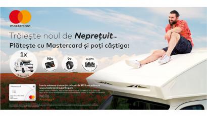"""Mastercard lansează campania """"Trăiește noul de neprețuit. Hello Priceless!"""" și, alături de Smiley, invită consumatorii să descoperenoi experiențe și o serie de premii"""
