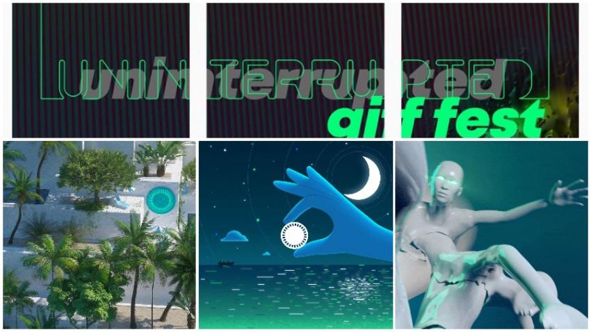 Câștigătorii Uninterrupted GIF Festival by glo sunt aici