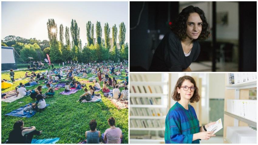 Micul mare picnic cu scurtmetraje. Sabina Baciu: Artele și cultura vor fi mereu acolo să ne ofere chei de acces în universuri creative alternative