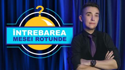 """""""Intrebarea Mesei Rotunde"""", emisiunea care sparge tiparele entertainmentului romanesc, in exclusivitate pe Protvplus.ro"""