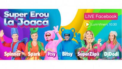 Itsy Bitsy - SuperErou la Joaca