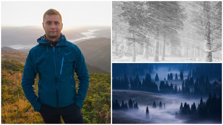 [Povesti de fotografi] Cosmin Stan: Fotografia a venit în viața mea ca o extensie a iubirii pentru natură și pentru frumos