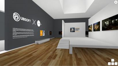Ubisoft și UNArte îmbină arta și tehnologia într-o galerie virtuală