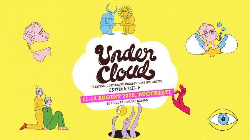 UNDERCLOUD: Performance-lectură, spectacole online, best of și program special pentru copii