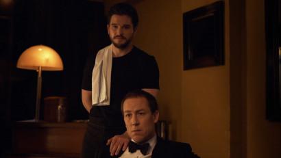Doi actori britanici si un brand francez